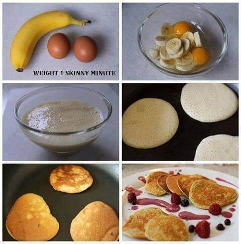 High Protein Pancakes - Healthy Eating Clean Fitness Diet