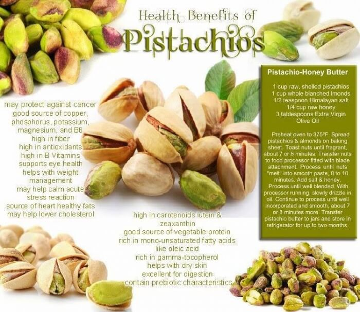 Health Benefits of Pistachios - Healthy Eating Fitness Pistachio