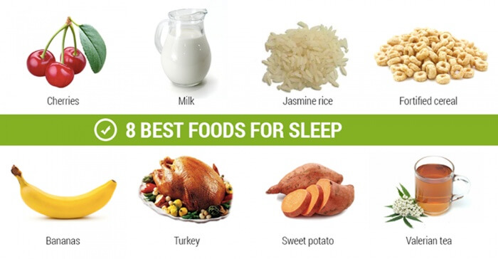 Best Foods To Eat Before Bed For Abs