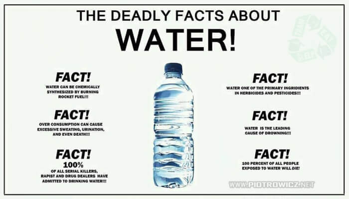 The Deadly Facts About Water! Healthy Fitness Tips Tricks Body