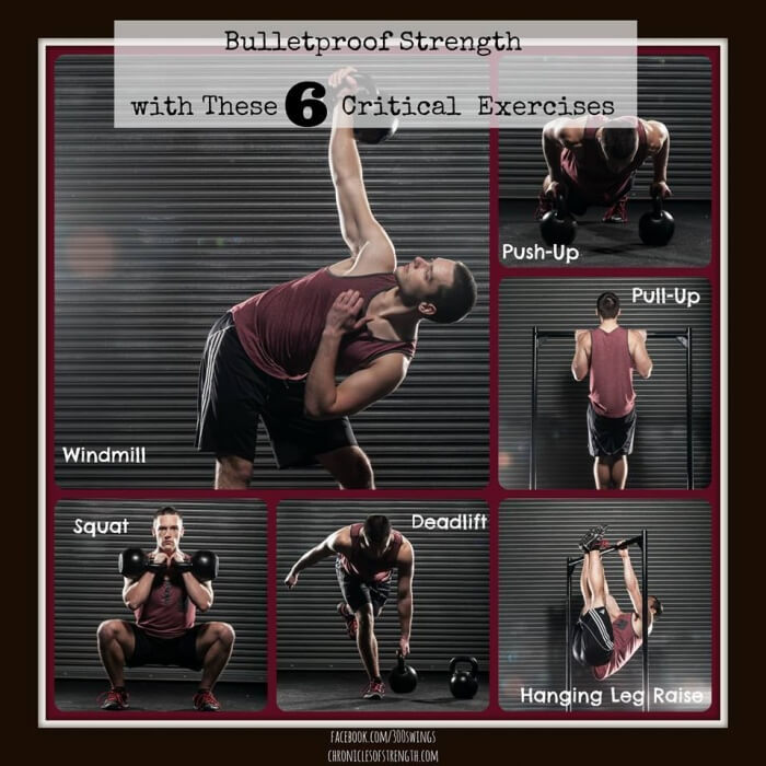 Bulletproof Strength With These 6 Critical Exercises - Pull-Up