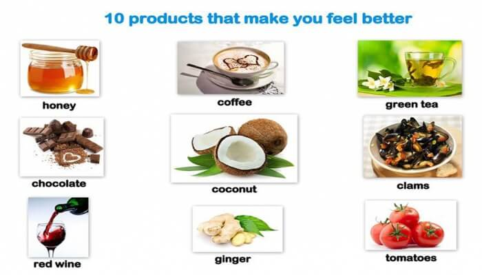 10 Products That Make You Feel Better - Healthy Fitness Tips Abs