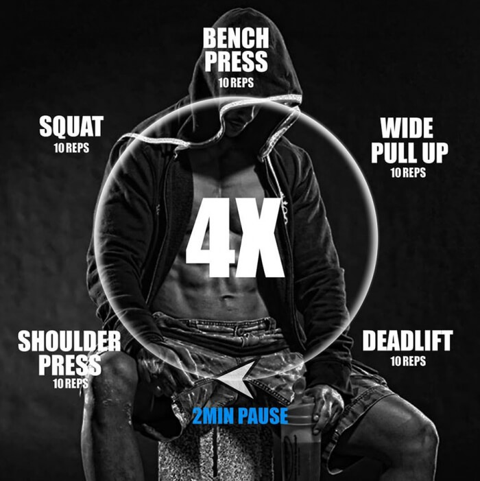 HIIT Workout Exercises Plan - Health Fitness Training Fat Killer